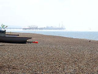 June 29 piers in distance