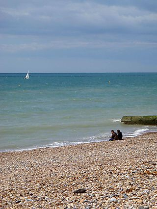 July 13 Hove beach 1