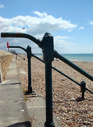 July 13 Hove beach towards Brighton