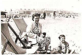 Amy, Jan 1950