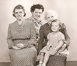Amy, Elsie, Amy, Jan 1948