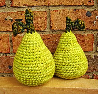 Pair of pears 1