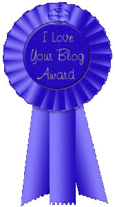 Blog award copy