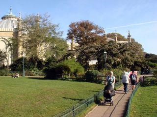October 9 Pavilion Gardens 2