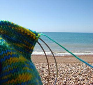 Sun_sea_sand_sock